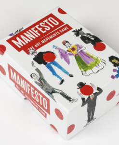 Manifesto. The art movements game Laurence King