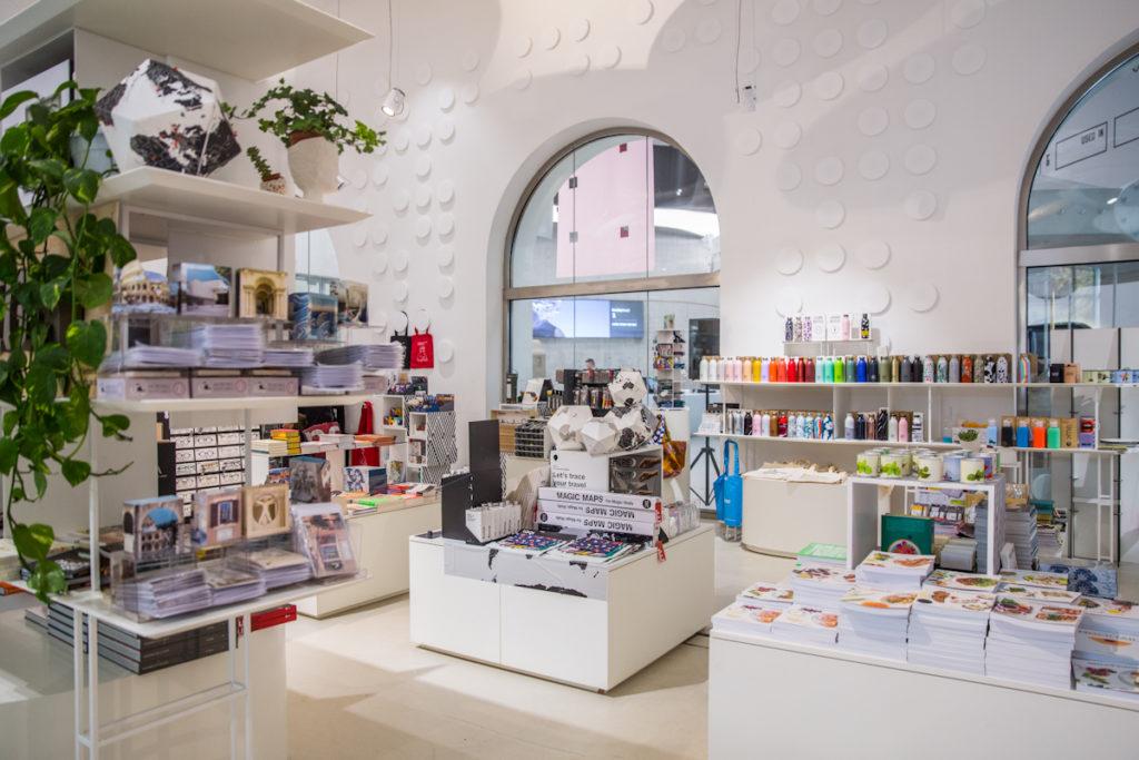 Booktique Museum Bookshop Maxxi
