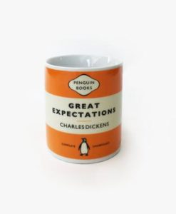 Mug Great expectations Penguin