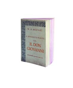 Taccuino Don Giovanni Slow Design Libri Muti