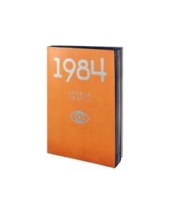 Taccuino 1984 Slow Design Libri Muti