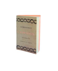 Taccuino Carmen Slow Design Libri Muti